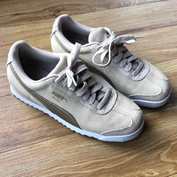 Puma Shoes   Womens Puma Roma Shoes